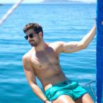 Navegar, sol y wake en Portosin!