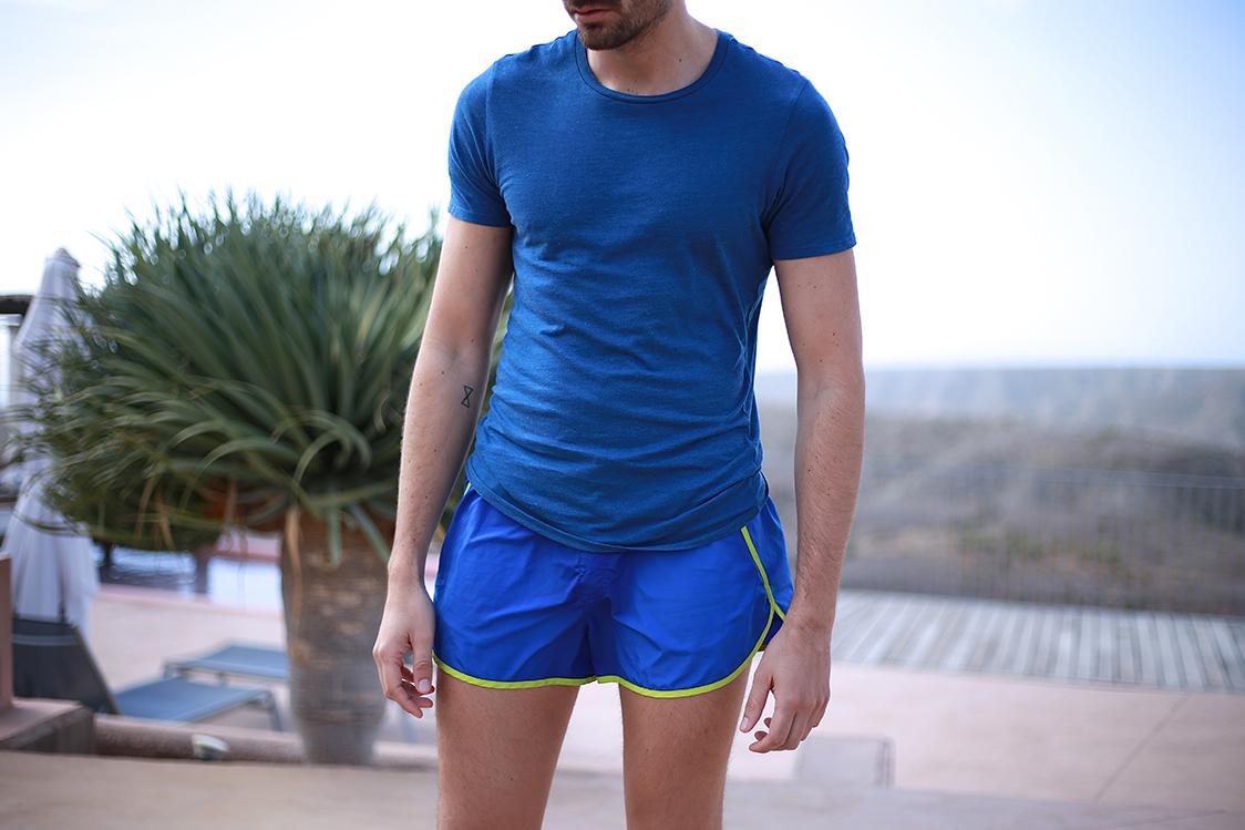 Hotel Sheraton Gran Canaria Salobre Golf Resort Man Look 49_Fran Guzman_Bow Tie Blue_Blogger Masculino_6