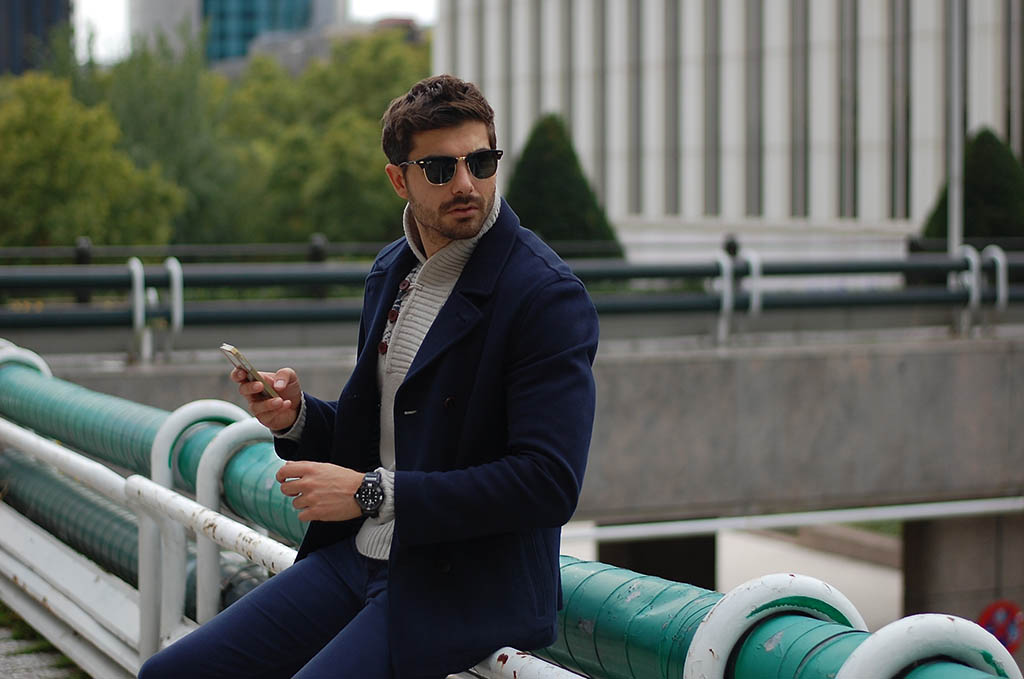 Bow Tie Blue Blog Masculino Man Look 52_10