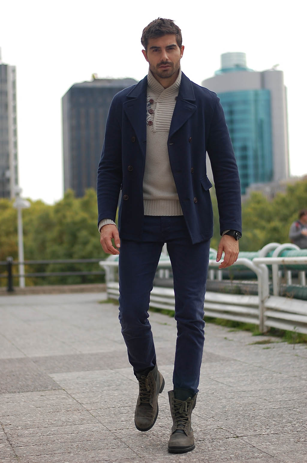 Bow Tie Blue Blog Masculino Man Look 52_5