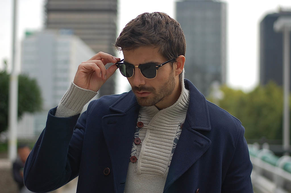 Bow Tie Blue Blog Masculino Man Look 52_8