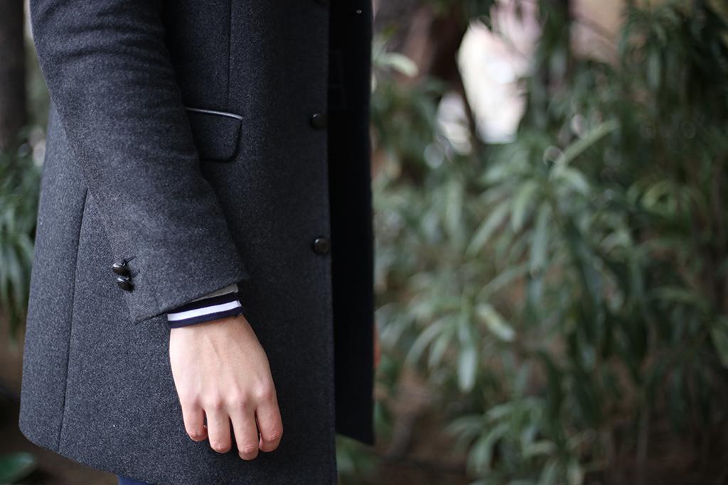 Bow Tie Blue Moda Masculina Man Look 52_4