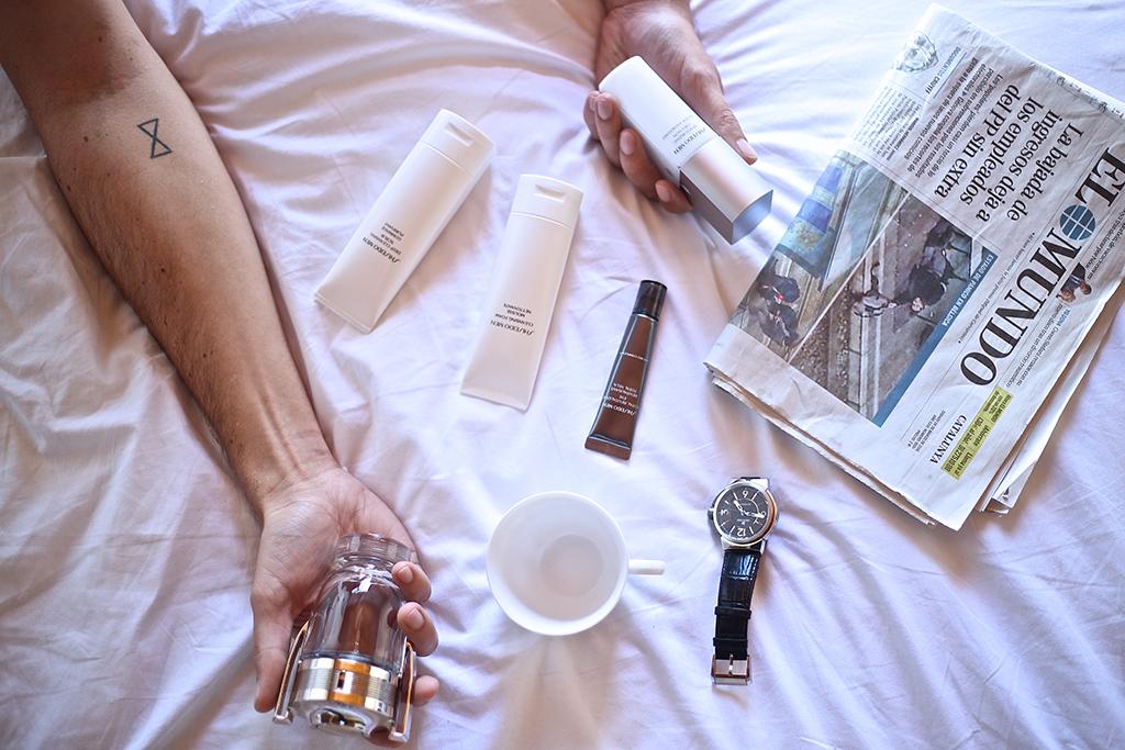 Bow Tie Blue Buenos Días Shiseido_7