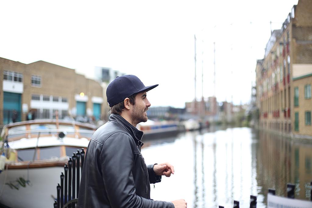 Bow Tie Blue Regent´s Canal Londres_1