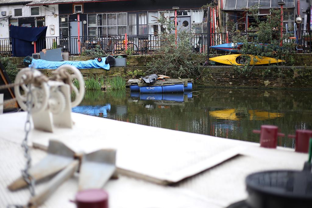 Bow Tie Blue Regent´s Canal Londres_11