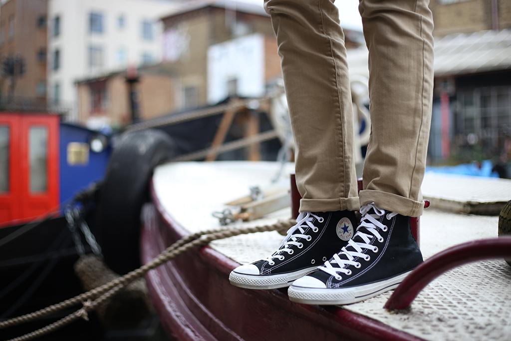 Bow Tie Blue Regent´s Canal Londres_12