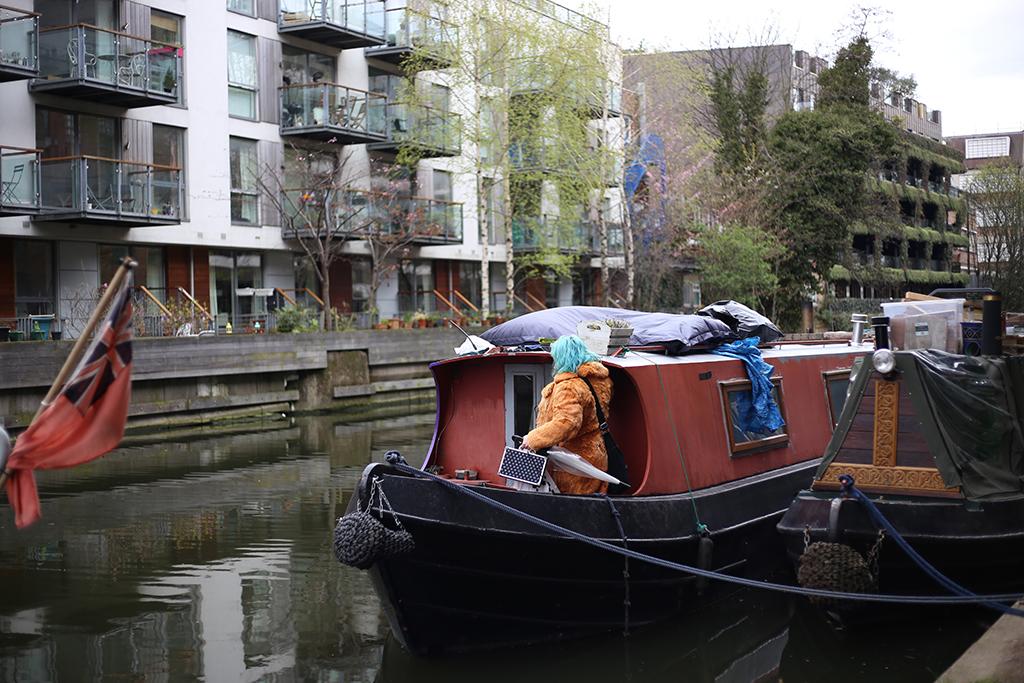 Bow Tie Blue Regent´s Canal Londres_15