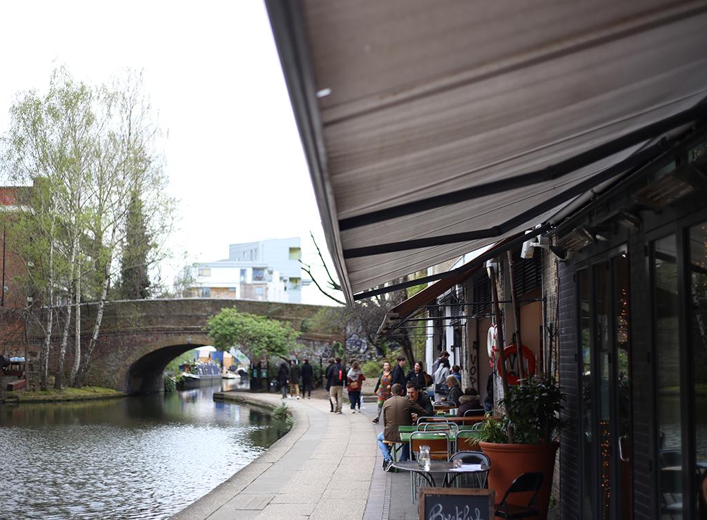 Bow Tie Blue Regent´s Canal Londres_17