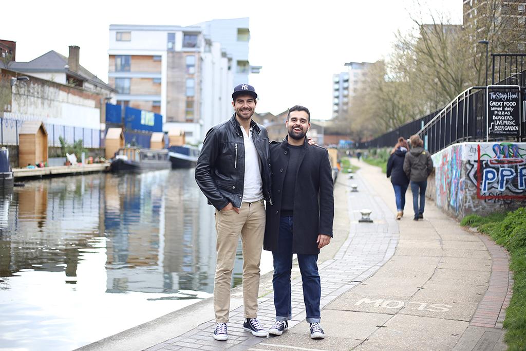 Bow Tie Blue Regent´s Canal Londres_22