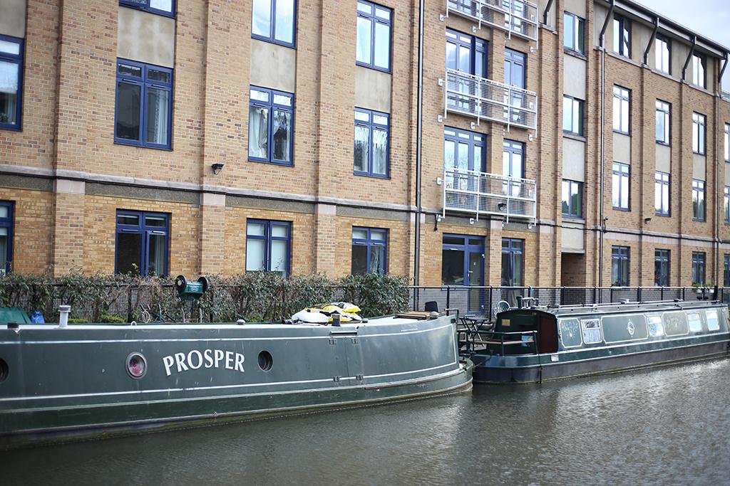 Bow Tie Blue Regent´s Canal Londres_25