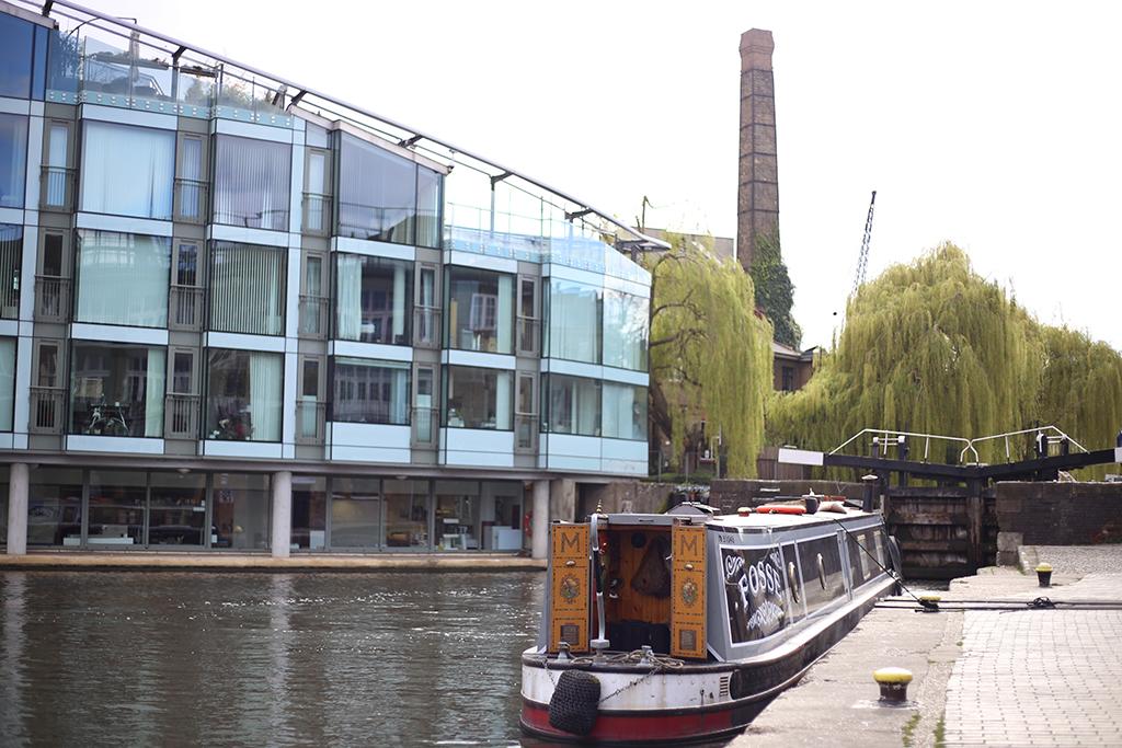 Bow Tie Blue Regent´s Canal Londres_28