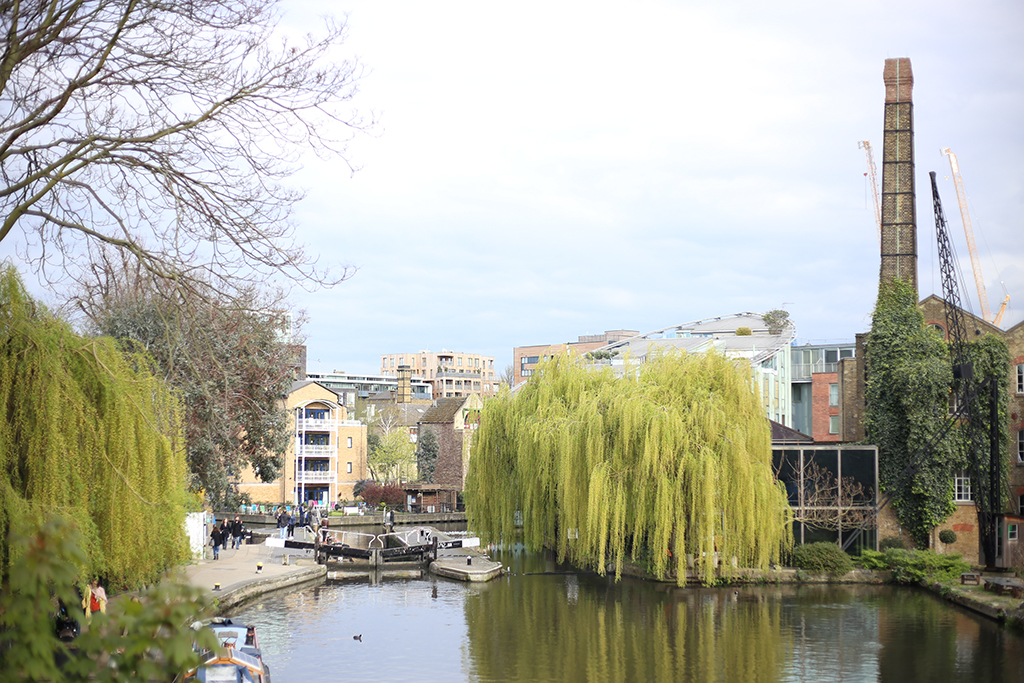 Bow Tie Blue Regent´s Canal Londres_29