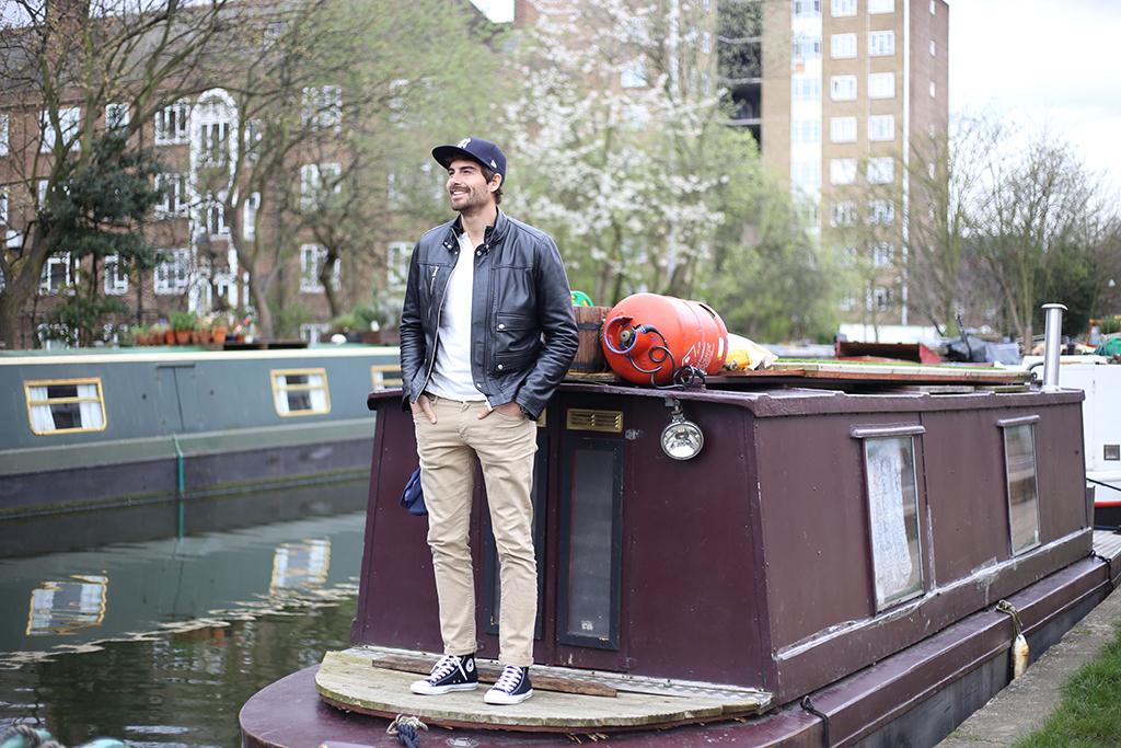 Bow Tie Blue Regent´s Canal Londres_3