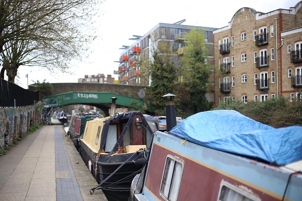 Bow Tie Blue Regent´s Canal Londres_5