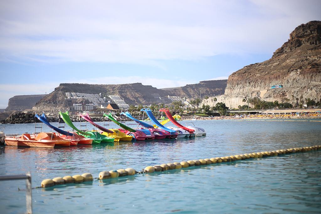 Bow Tie Blue Playa Amadores Gran Canaria_1