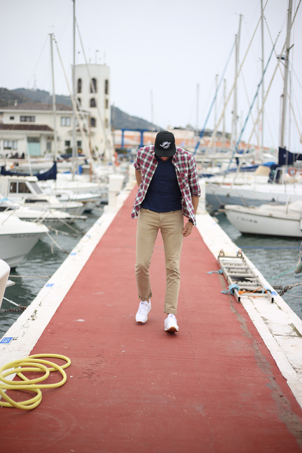 Bow Tie Blue Sitges Man Look 55_3