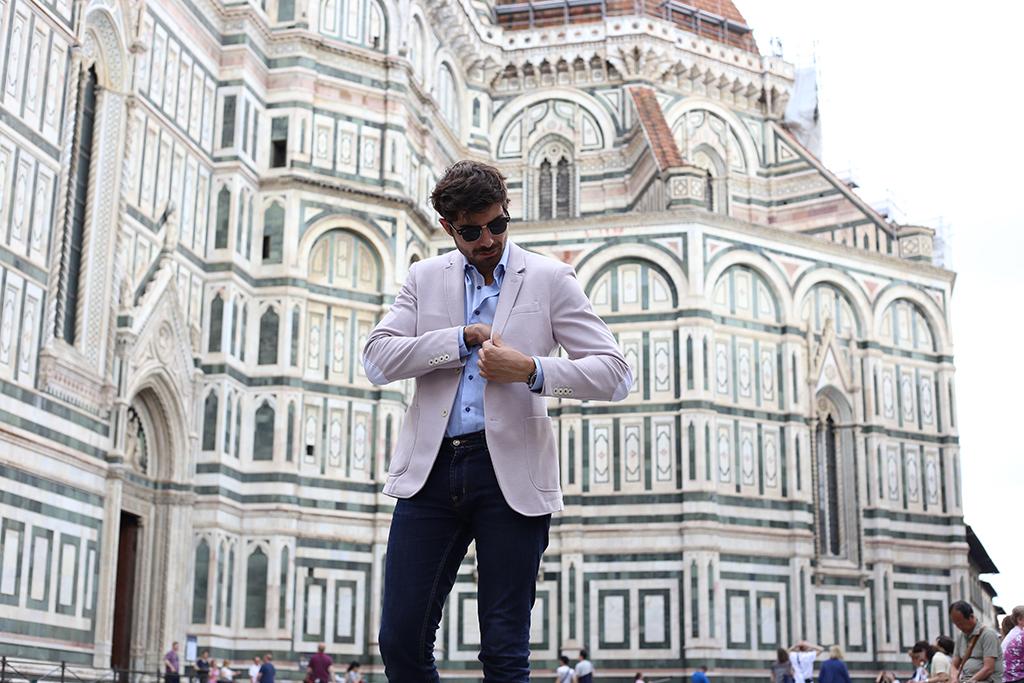 Bow Tie Blue Ferragamo Duomo Florencia_12