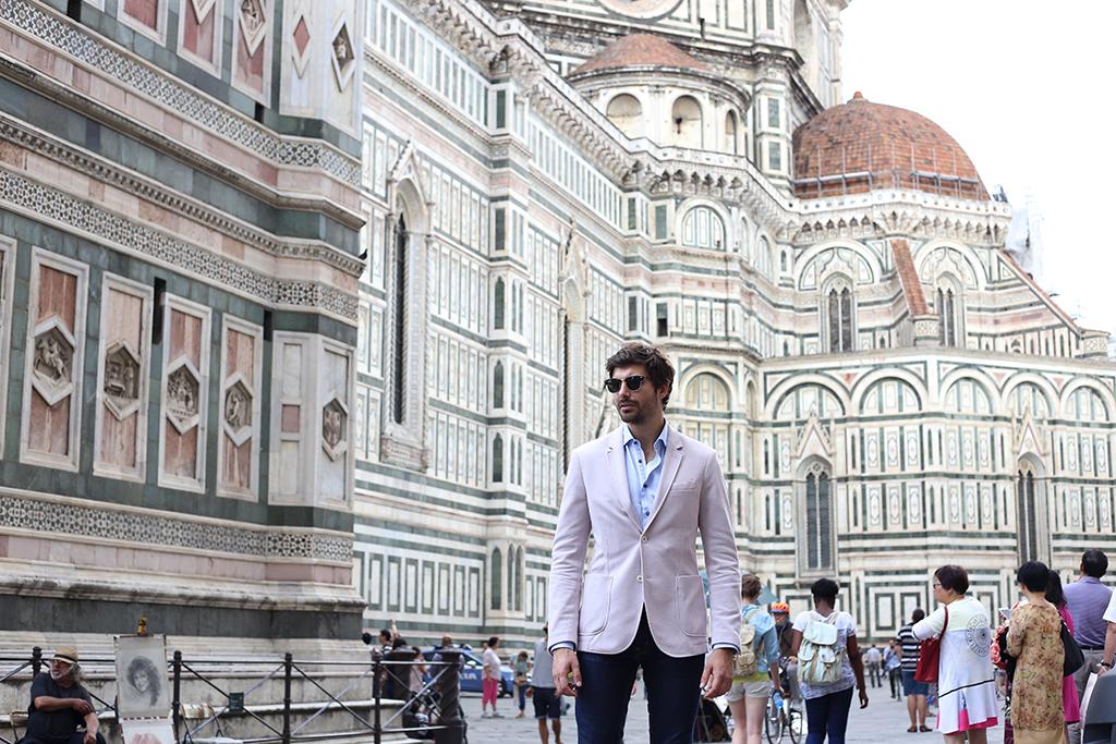 Bow Tie Blue Ferragamo Duomo Florencia_6