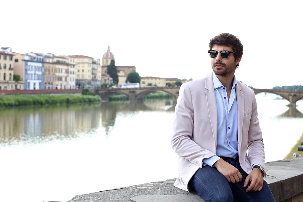Bow Tie Blue Ferragamo Ponte Vecchio Florencia_1