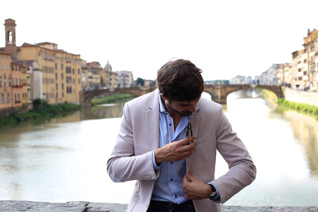 Bow Tie Blue Ferragamo Ponte Vecchio Florencia_15
