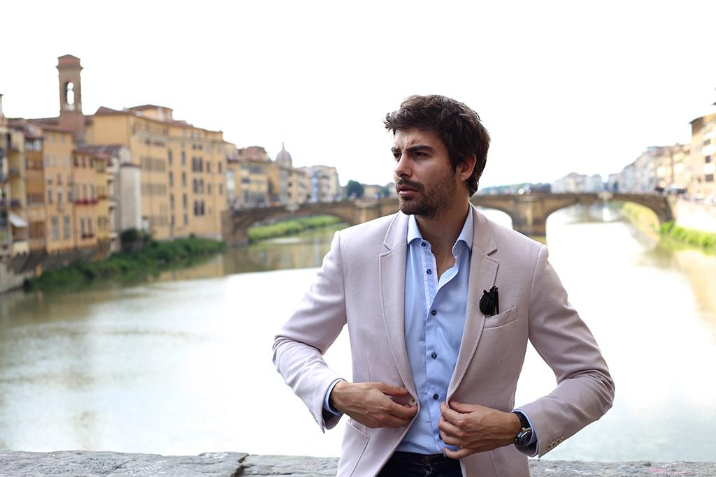 Bow Tie Blue Ferragamo Ponte Vecchio Florencia_16