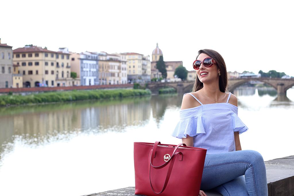 Bow Tie Blue Ferragamo Ponte Vecchio Florencia_2