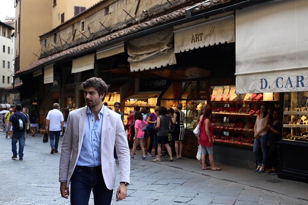 Bow Tie Blue Ferragamo Ponte Vecchio Florencia_21