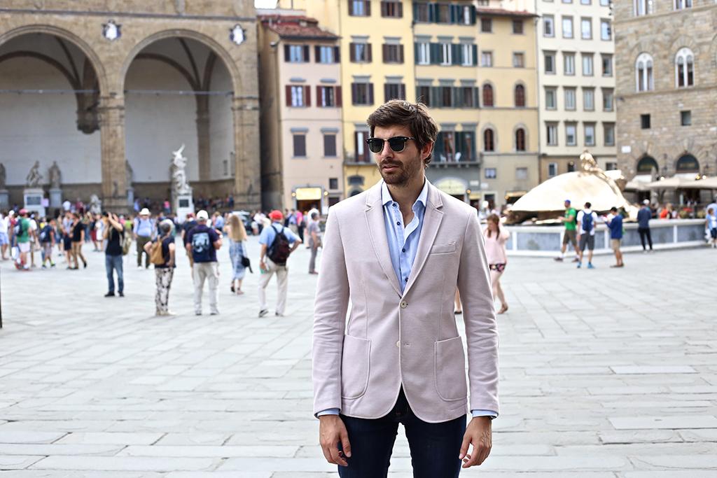 Bow Tie Blue Ferragamo Ponte Vecchio Florencia_28