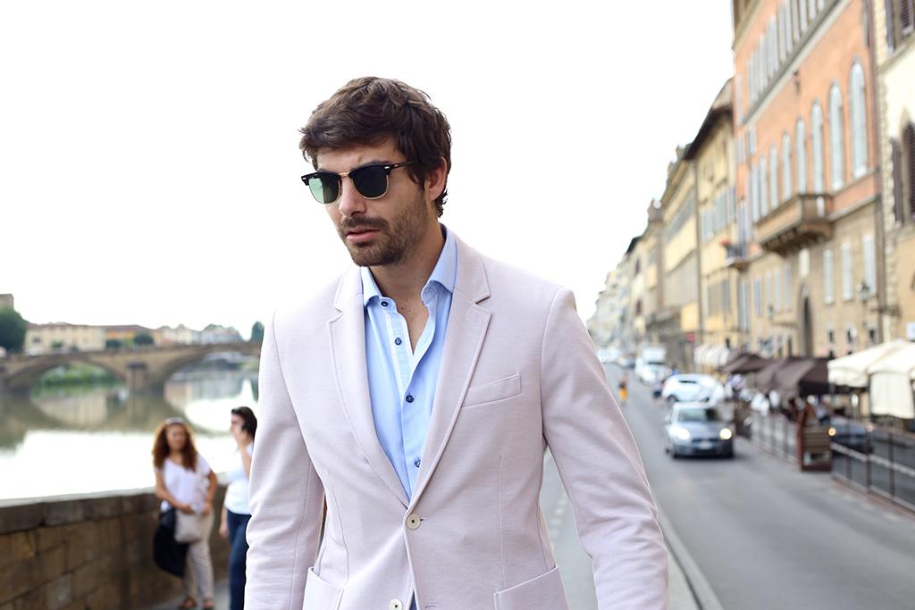 Bow Tie Blue Ferragamo Ponte Vecchio Florencia_5