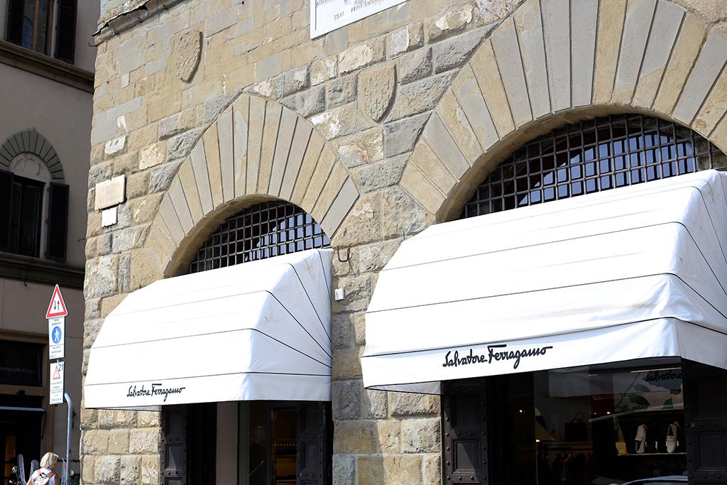 Bow Tie Blue Ferragamo Ponte Vecchio Florencia_8