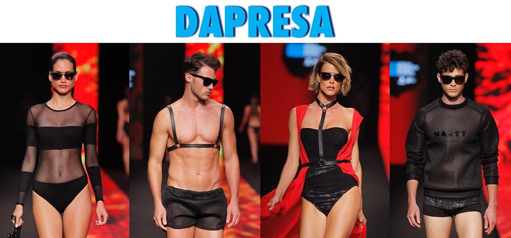 GCMC Desfile Moda Cálida 2016 DAPRESA