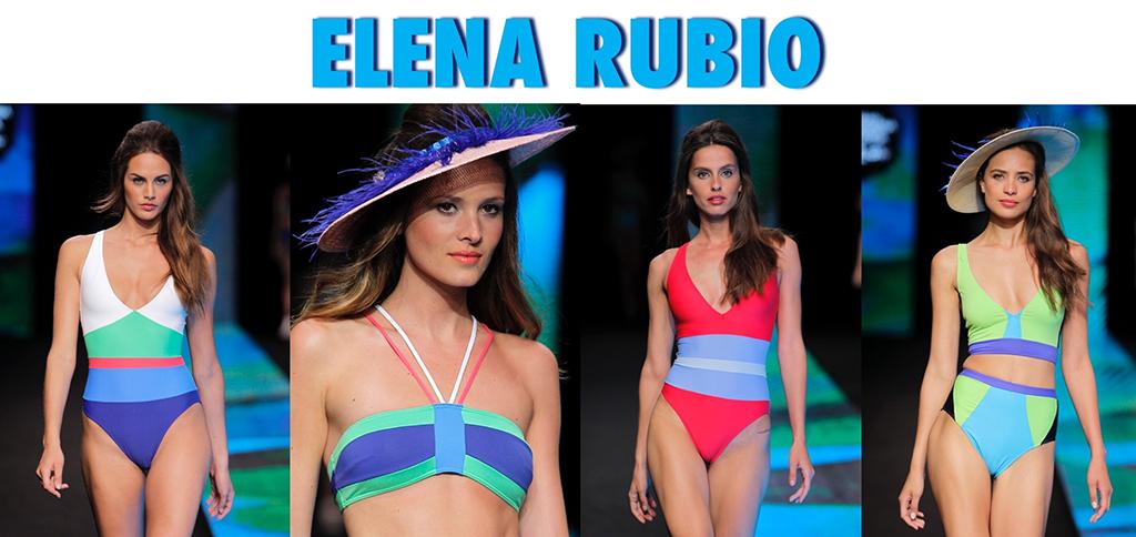 GCMC Desfile Moda Cálida 2016 ELENA RUBIO
