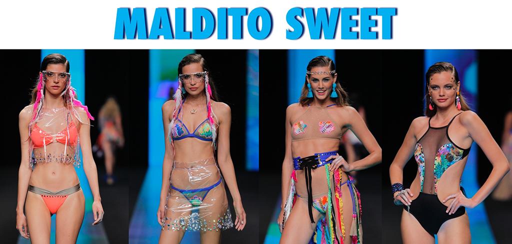GCMC Desfile Moda Cálida 2016 MALDITO SWEET