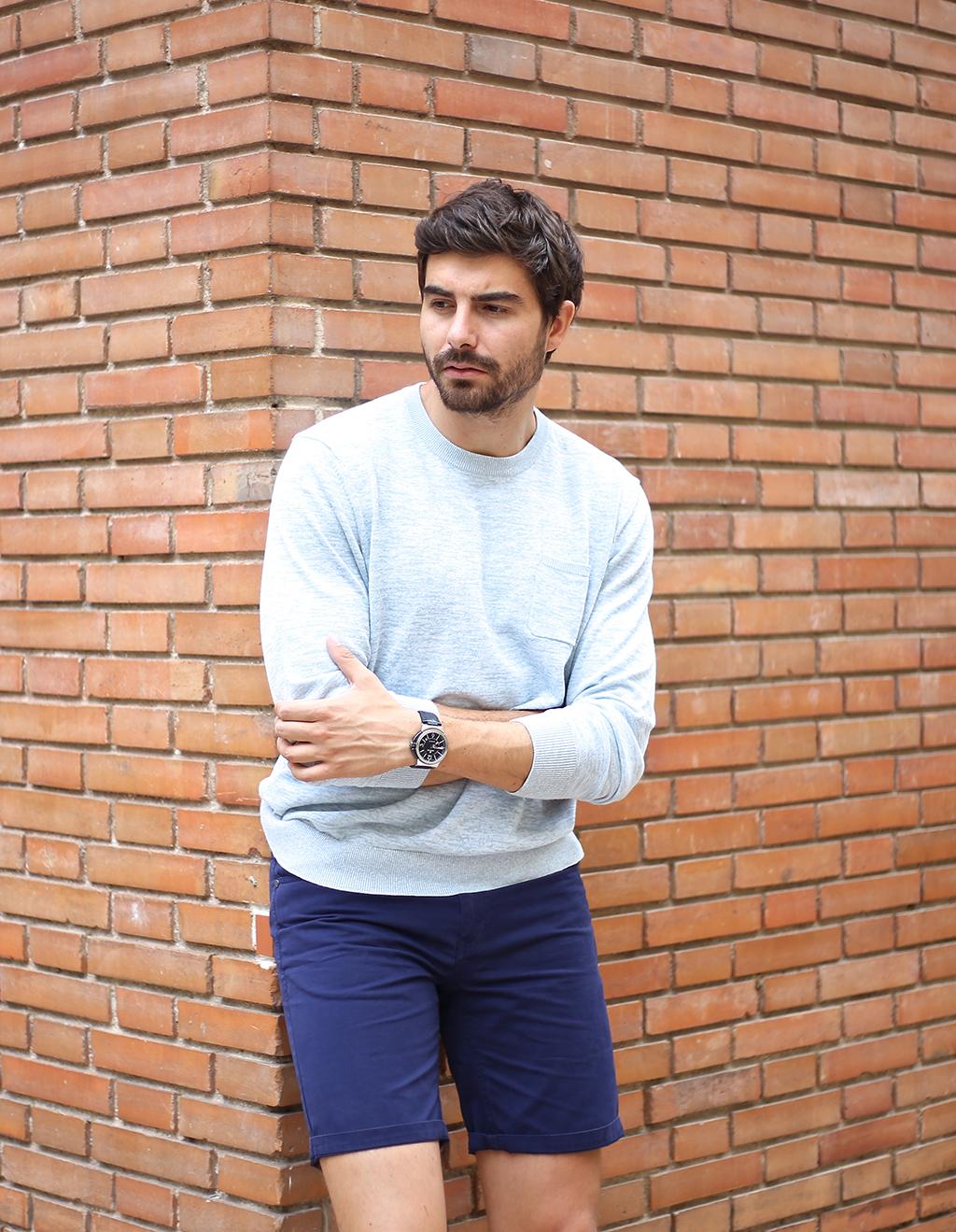 Bow Tie Blue El Corte Ingles Moda Masculin Emidio Tucci_11