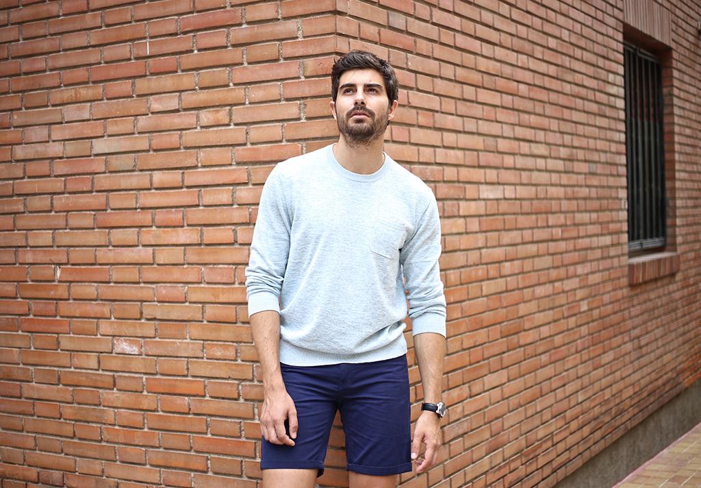 Bow Tie Blue El Corte Ingles Moda Masculin Emidio Tucci_15