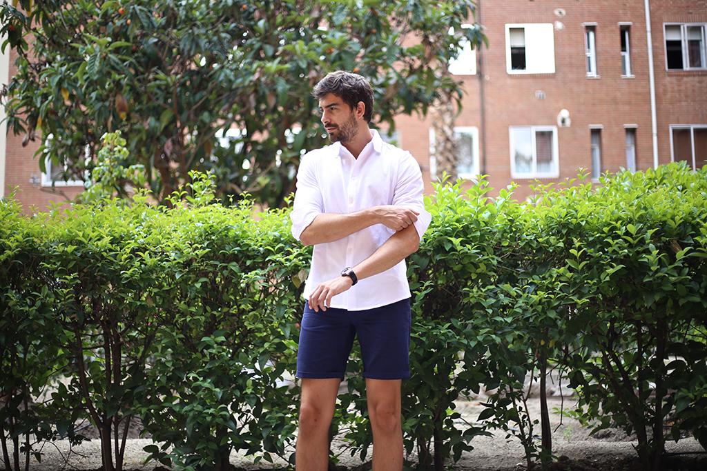 Bow Tie Blue El Corte Ingles Moda Masculin Emidio Tucci_3