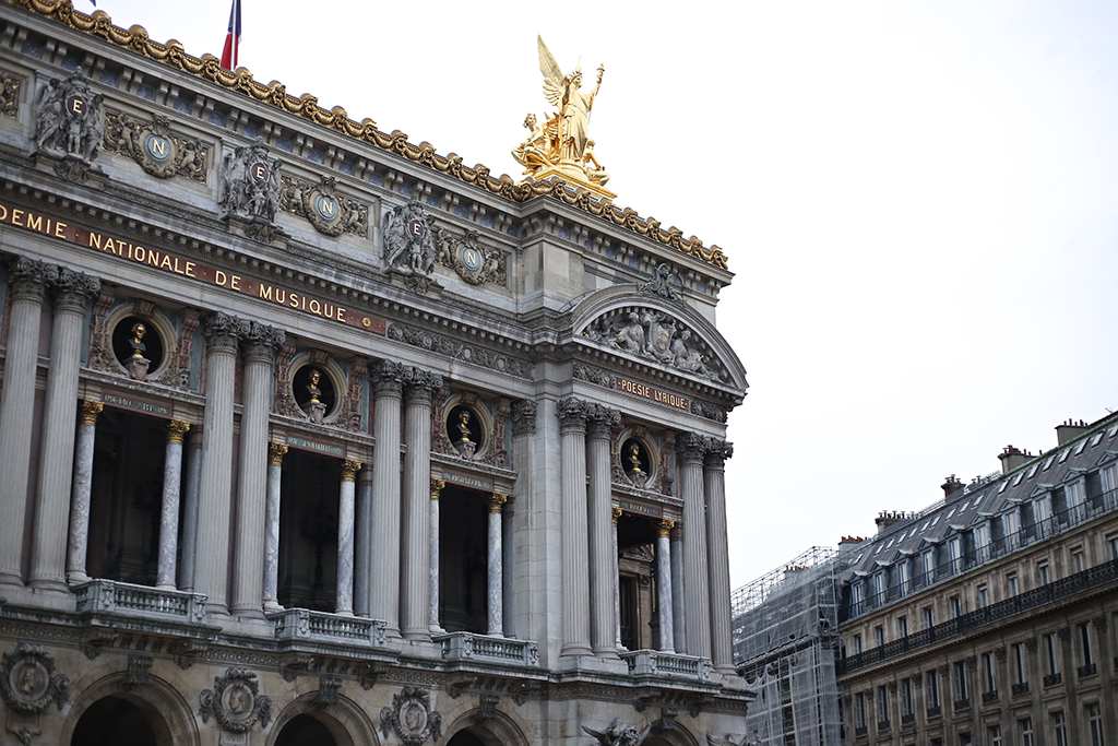 Bow Tie Blue Ópera Garnier_21