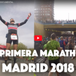 VIDEO: MARATON 2018 [MADRID]